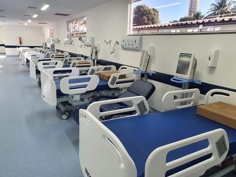 Leitos voltados a pacientes com covid-19 poderão ser revertidos para outras doenças no ES – Folha Vitória