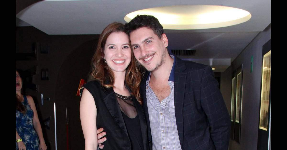 Nathália Dill e Pedro Curvello