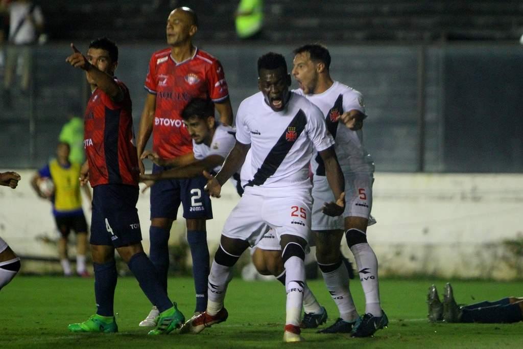 be18fda5cc Vasco goleia o Jorge Wilstermann e fica perto da fase de grupos da  Libertadores
