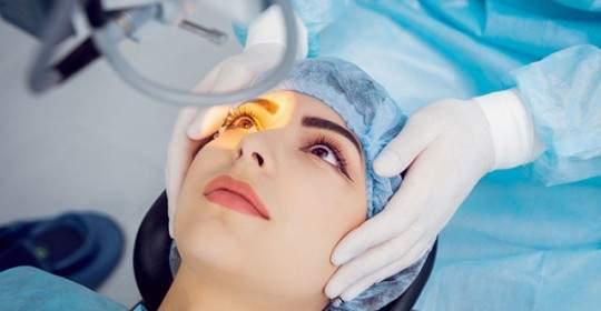 Resultado de imagem para cirurgia refrativA