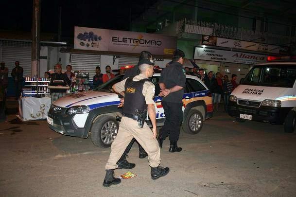 Quadrilha armada é presa ao tentar entrar em show de Wesley Safadão