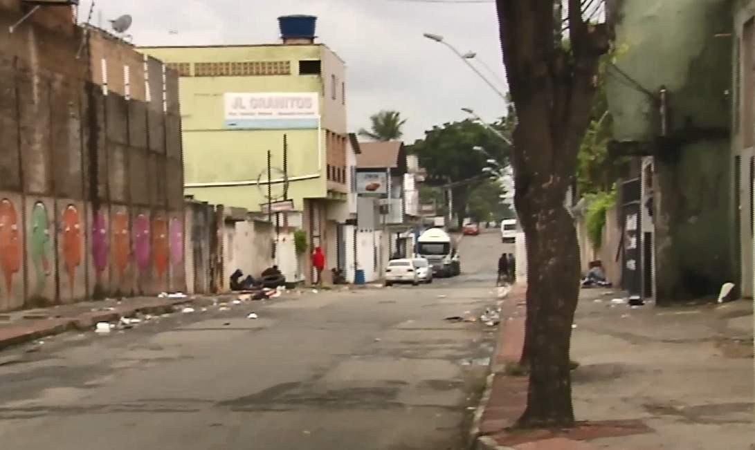 Morador em situação de rua morre após ser baleado em Jardim Limoeiro - Jornal Folha Vitória