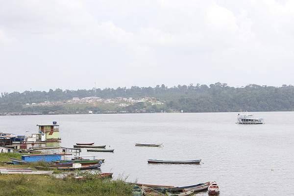 Pará - Embarcação naufraga em rio com 70 pessoas