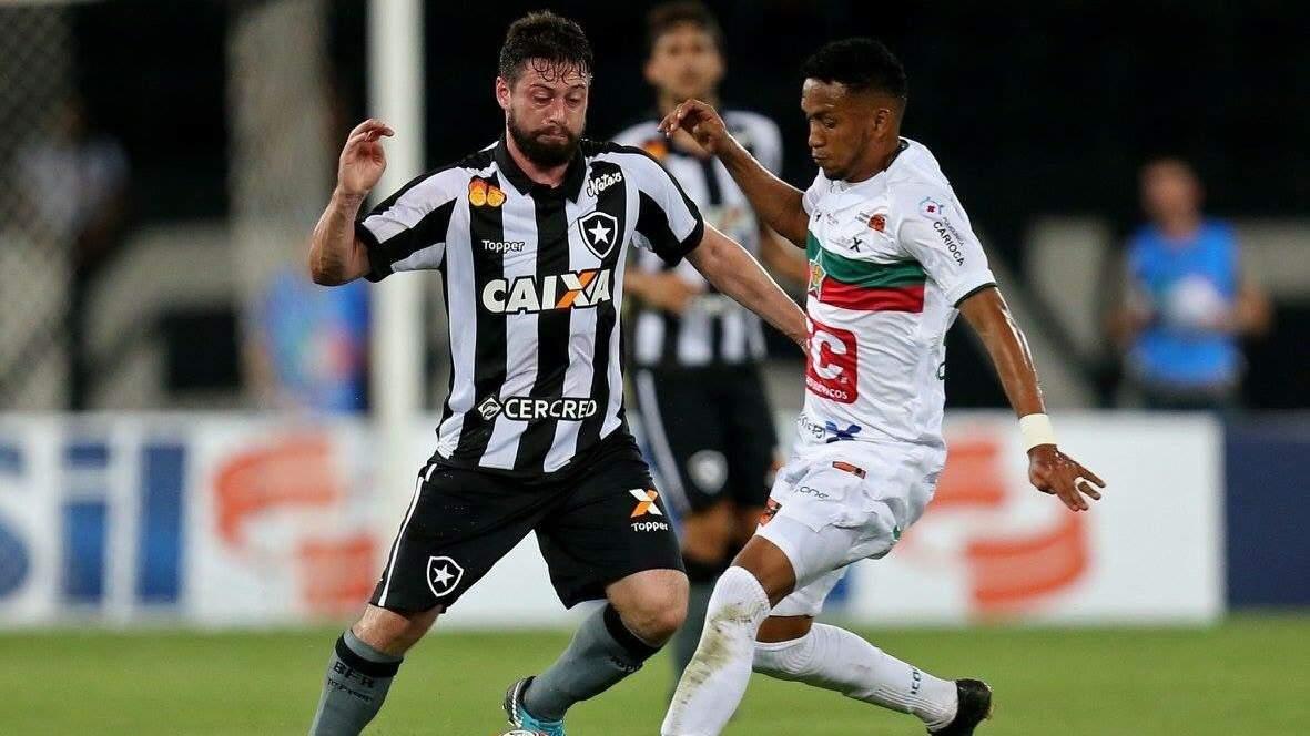 Técnico minimiza erros do Botafogo e elogia poder de reação após empate 99f3fbdb02da7