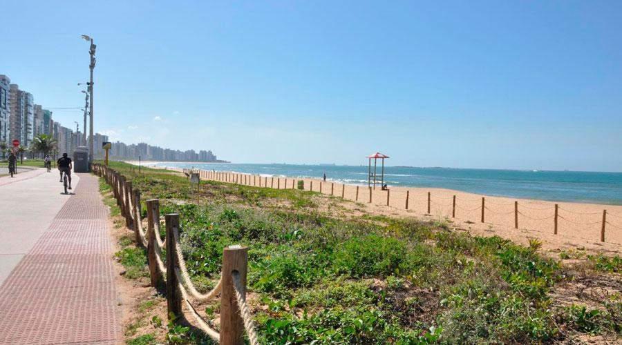Vai curtir uma praia? Confira a balneabilidade das praias de Vila Velha - Jornal Folha Vitória