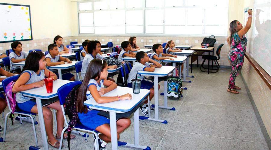 Prazo para rematrícula na rede municipal de Vila Velha é prorrogado - Jornal Folha Vitória