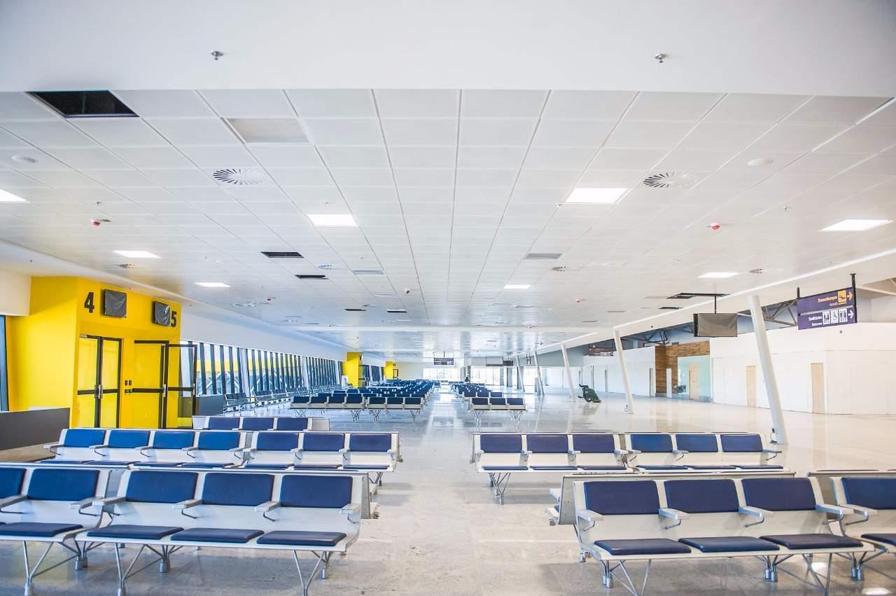 Aeroporto Vix : Novo aeroporto de vitória começa a operar no próximo sexta feira