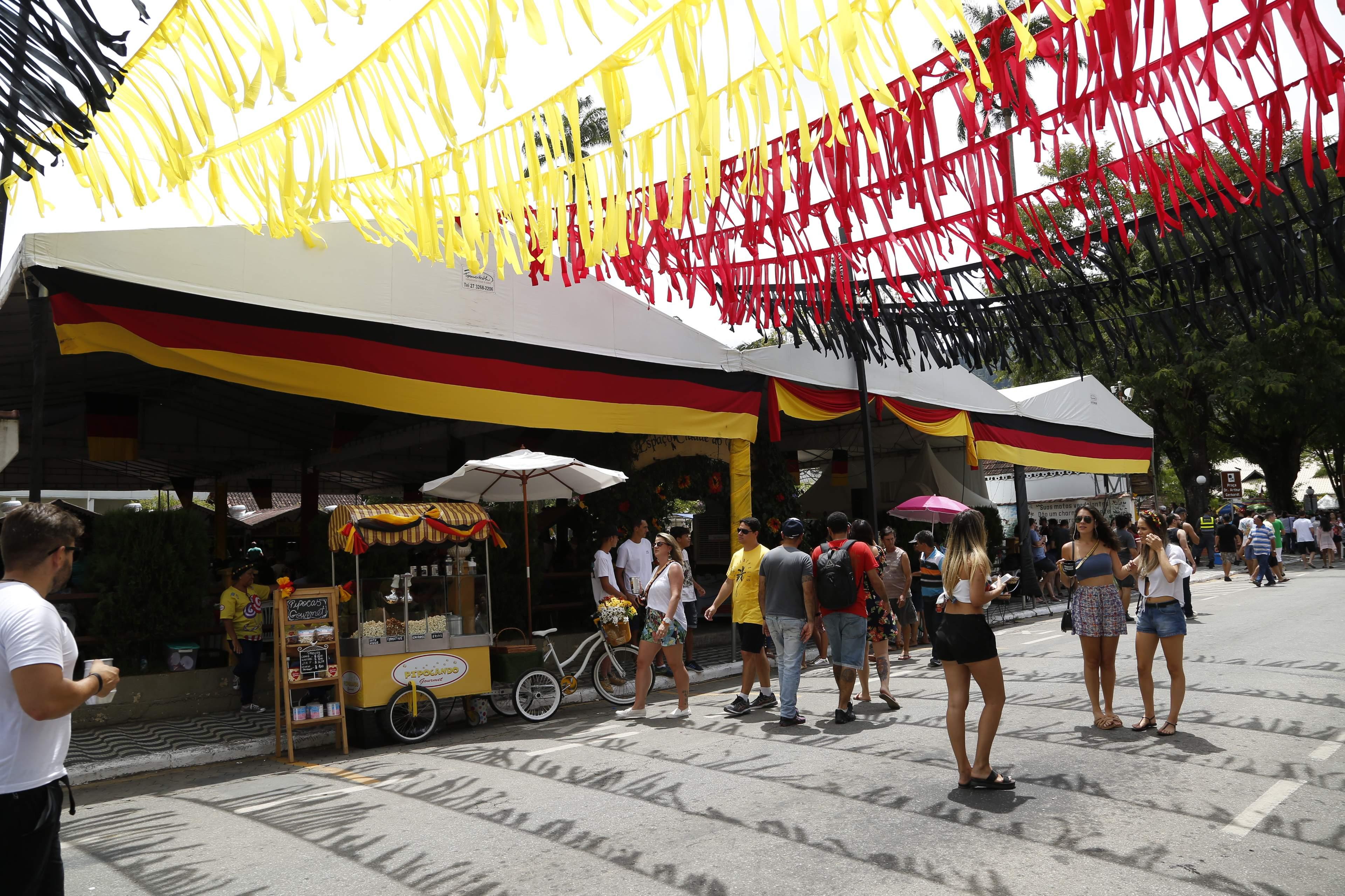 Prepare-se para as atrações da XXX Sommerfest