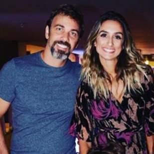 Camila Lucciola. Foto do site da Folha Vitória que mostra Marcelo Faria e Camila Lucciola terminam casamento