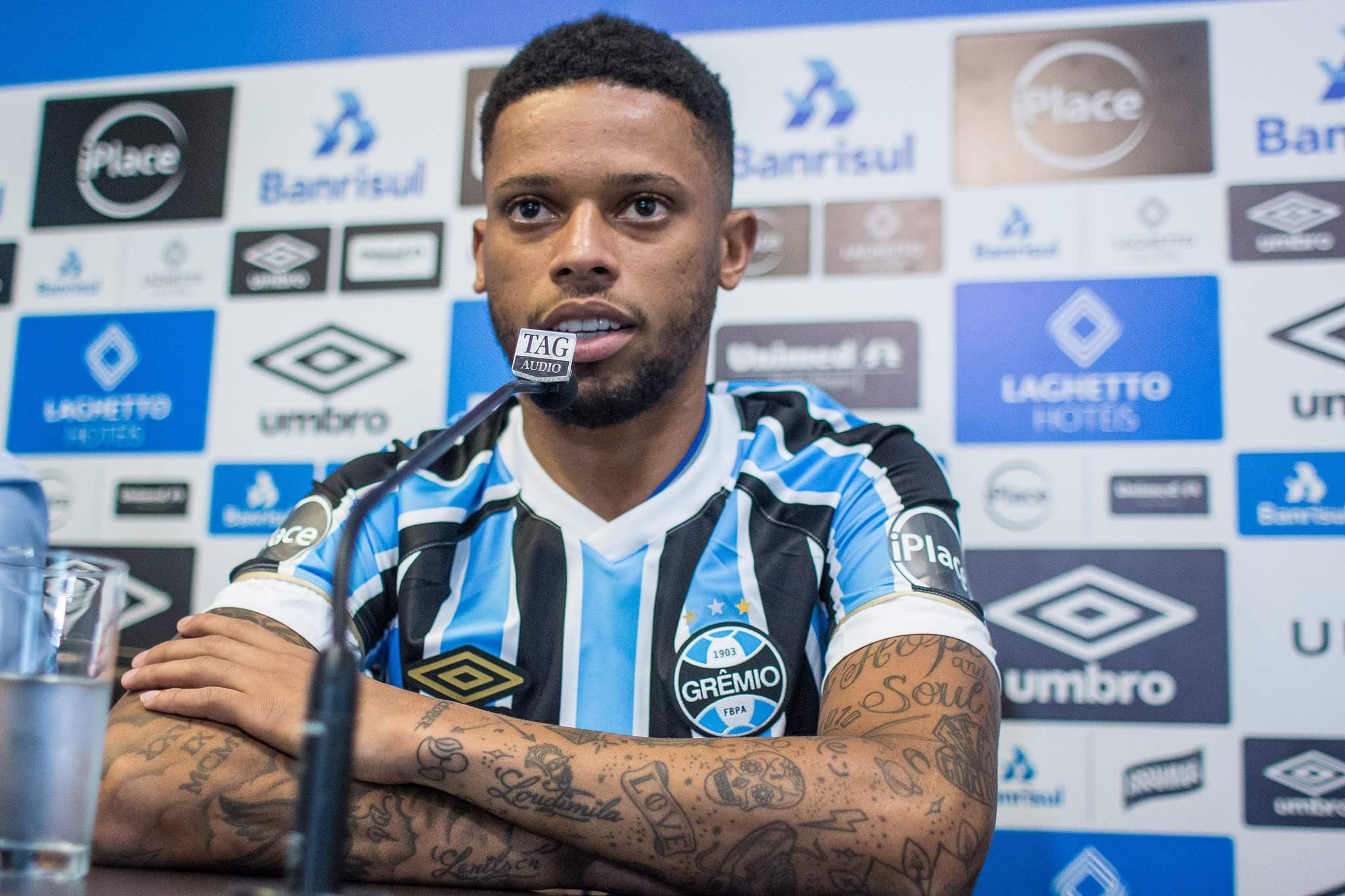 André admite sonho com artilharia e revela admiração de Neymar por Renato  Gaúcho 18769bf386976