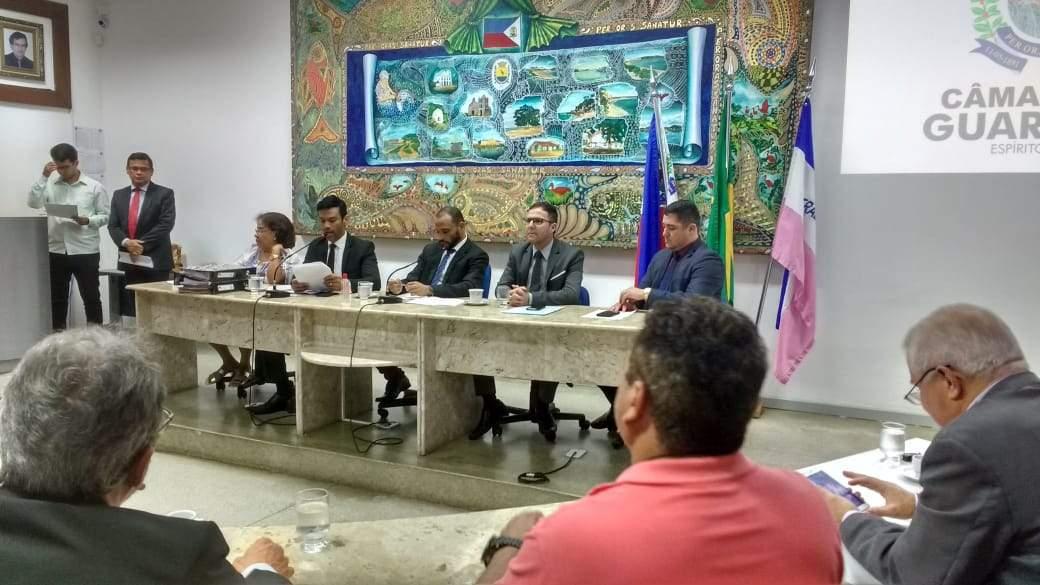 Vereadores de Guarapari aprovam cassação do mandato do parlamentar Dito Xaréu - Jornal Folha Vitória