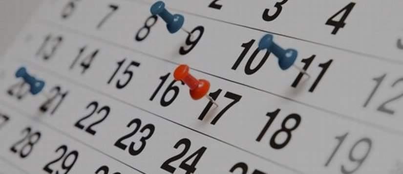 988a3ea1a Isso porque ainda temos o feriado da Proclamação da República, que cai no  dia 15 de novembro, uma quarta-feira, e o Natal.