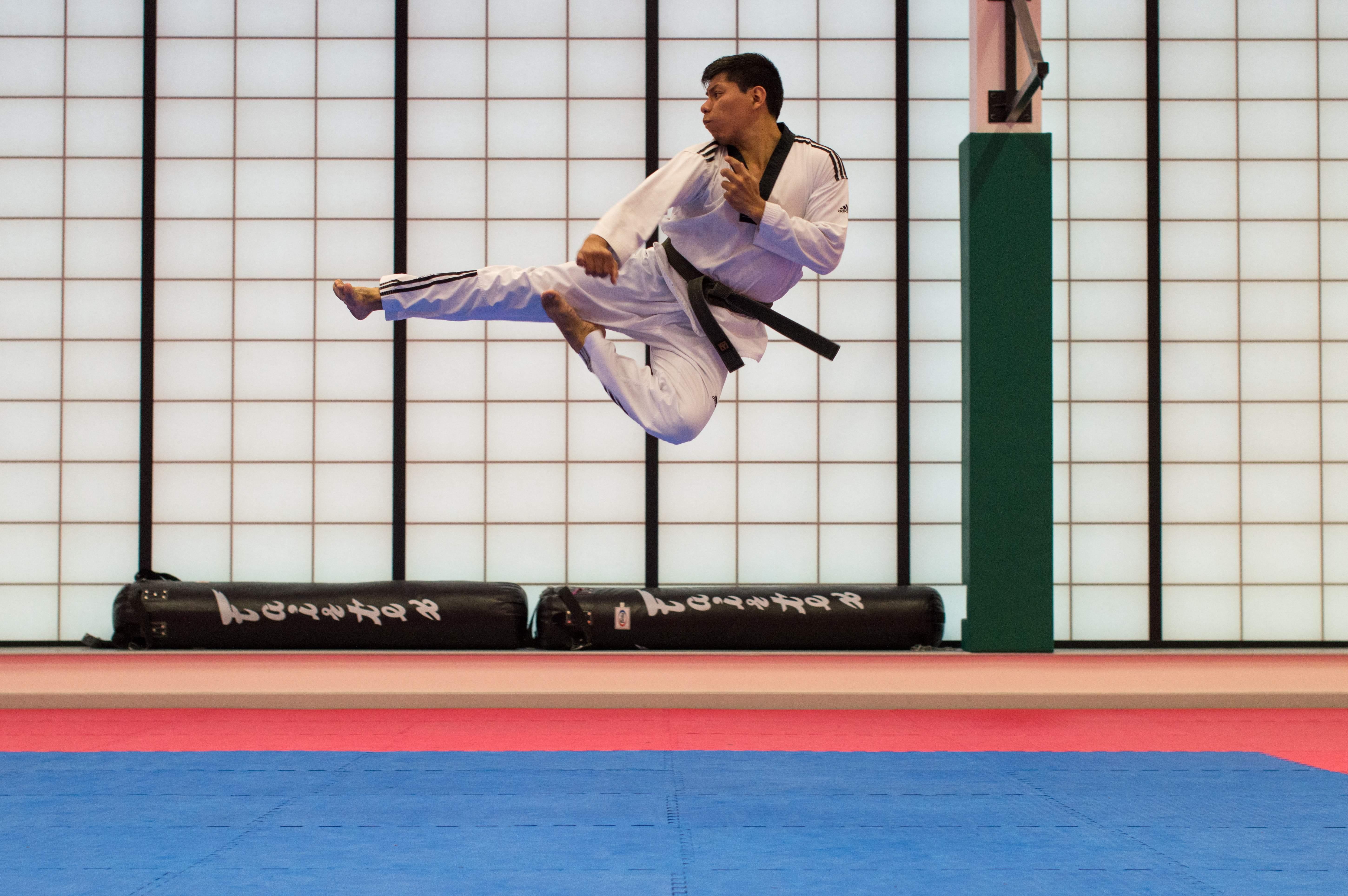 Campeonato Estadual de Taekwondo acontece neste domingo (20), em Domingos Martins