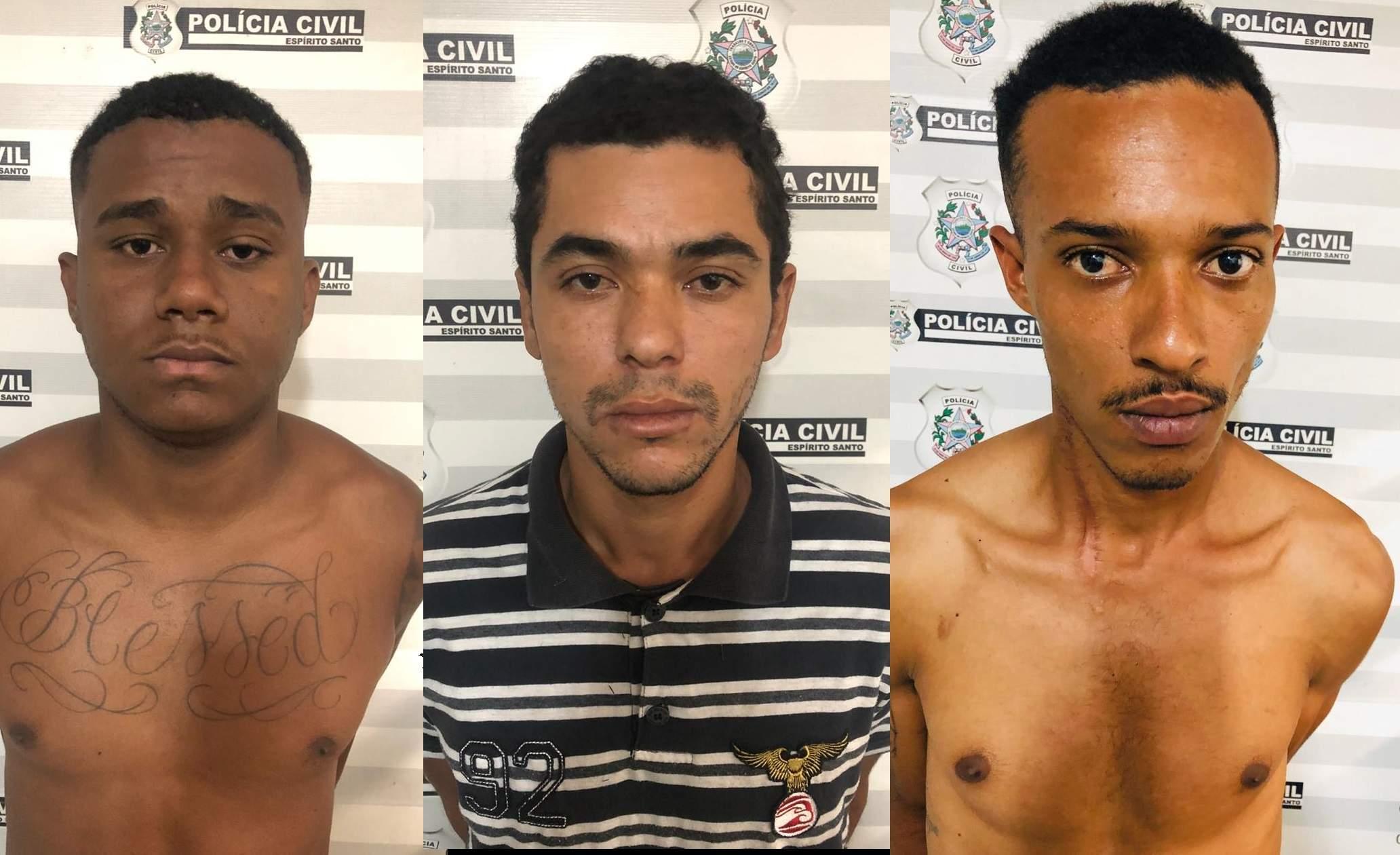 Polícia prende suspeitos de invadir ônibus para matar jovem na Serra - Jornal Folha Vitória