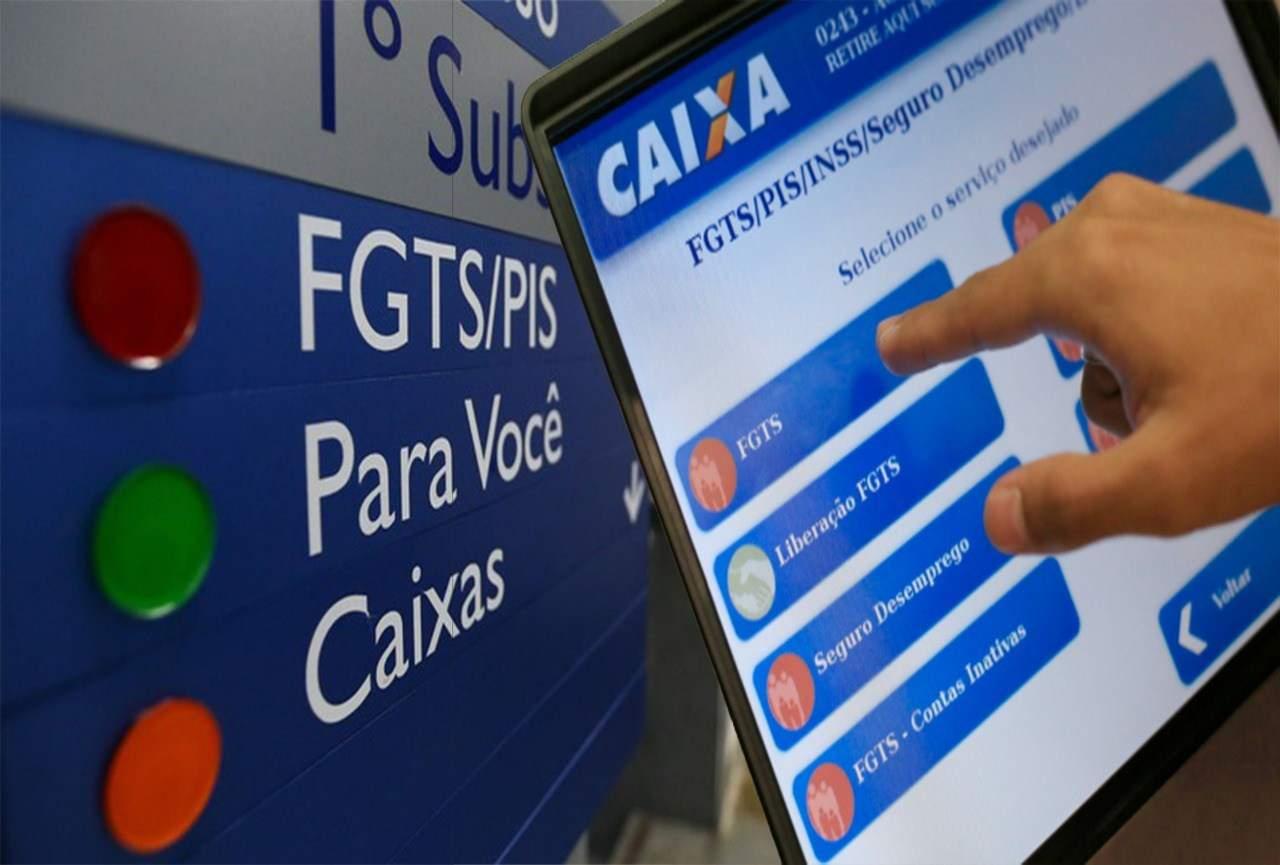 Até R$ 1.045: novo pagamento do FGTS Emergencial será creditado na ...
