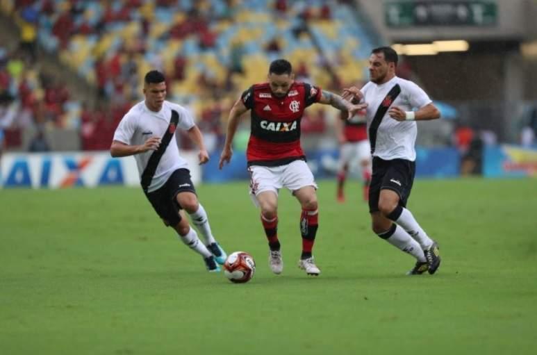 Flamengo e Vasco empatam sem gols em clássico morno no Maracanã 683dd4cddba44