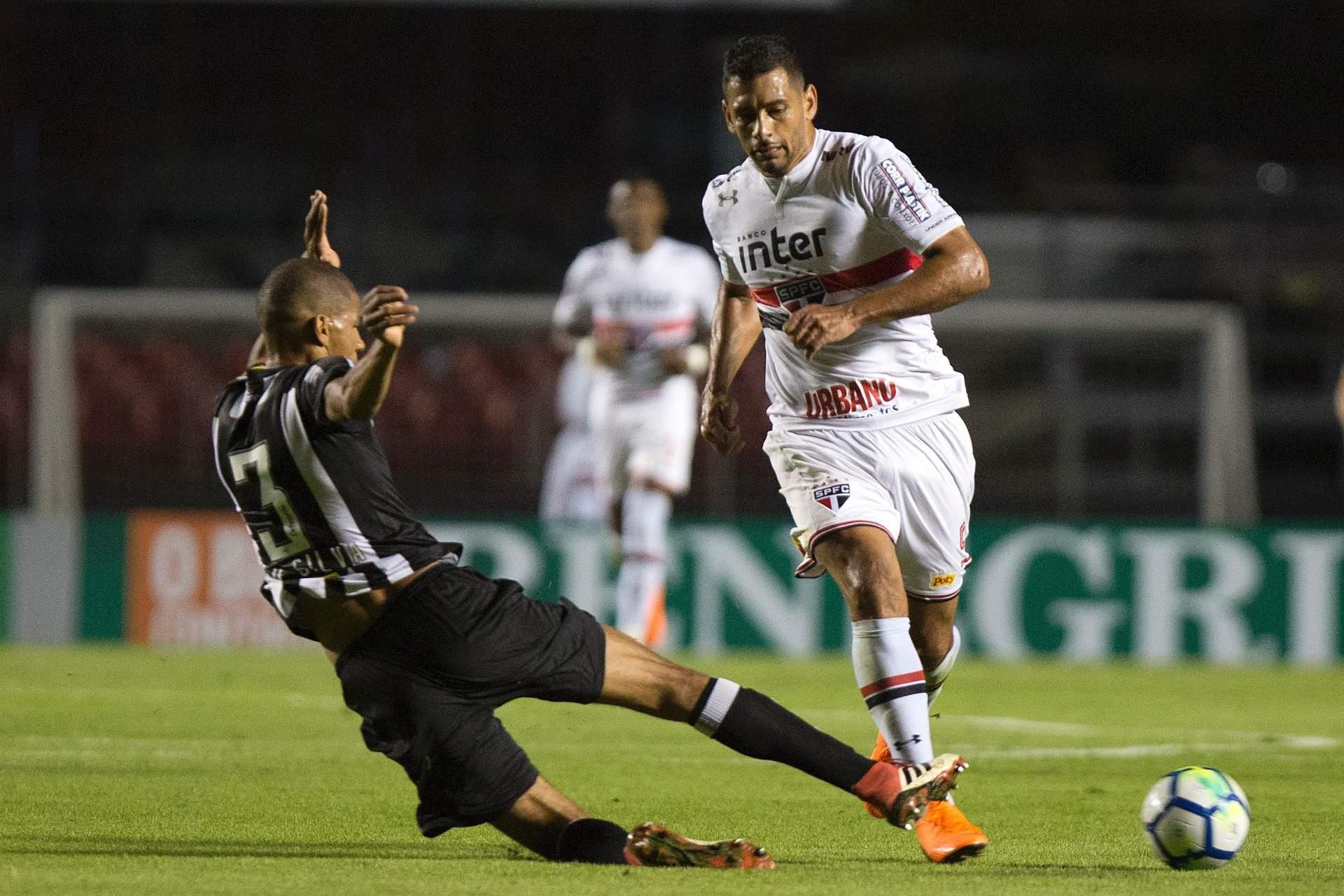São Paulo e Atlético-MG empatam no Morumbi em jogo eletrizante 03e05ef661238